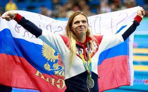 Ефимова об использовании «Катюши» вместо гимна РФ на Олимпиаде: «Прикольно. Можно вообще включить «Нас не догонят»