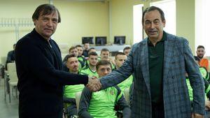 Официально: Бородюк сменил Игнашевича в должности главного тренера «Торпедо»