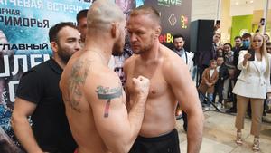 Шлеменко ждет один из главных боев в карьере. Его бразильский соперник сбросил 20 кг и прожил 2 месяца в Дагестане