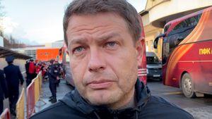 На директора департамента по связям с общественностью «Спартака» было совершено нападение. Открыто уголовное дело