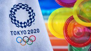 На Олимпиаде в Токио атлетам запретят секс, но раздадут 160тыс. презервативов. Ковид не помеха профилактике ВИЧ
