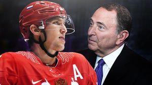 Беттмэна обвинили в нечестной игре. Босс НХЛ использует Олимпиаду, чтобы сломать профсоюз?