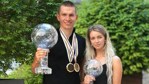 Жена лыжника Большунова получила должность в сборной России. Для чего это нужно