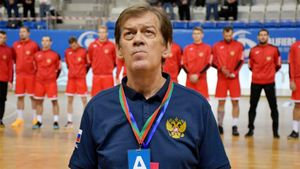 Гениальный тренер приехал делать из России команду мечты. Мы уже унизили фаворита чемпионата мира