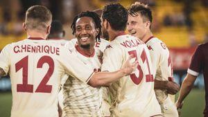 Головин: «Своему голу, конечно, рад, но важнее всего, что мы вышли в следующий раунд Лиги чемпионов»