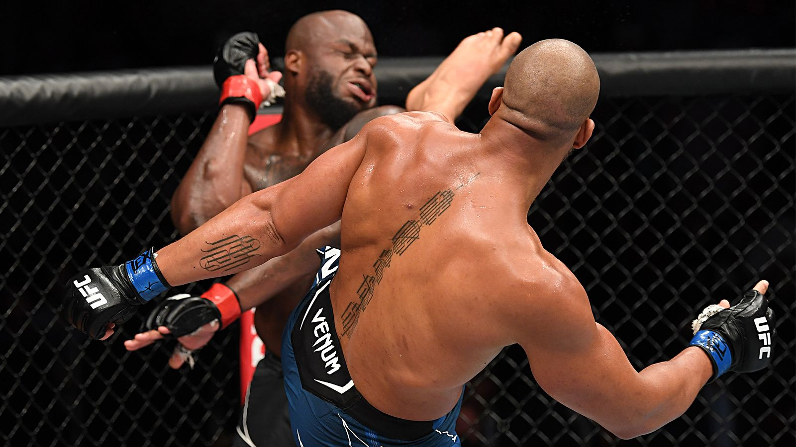 """MMA News: Cyril Gane: """"I expected that I could finish Lewis in this manner"""". Video interview"""