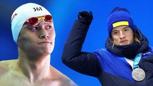 Критик русского биатлона Самуэльссон переключился на легендарного китайского пловца Сунь Яна