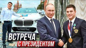 Встреча с Путиным, цитаты из «Что было дальше?», забытые носки: искренний влог чемпиона ОИ Нагорного