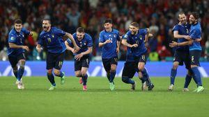Италия вышла в финал ЧЕ/ЧМ в 10-й раз. Больше финалов только у одной сборной
