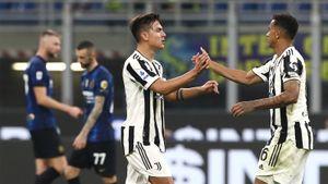 «Ювентус» на последних минутах спас ничью в матче с «Интером»
