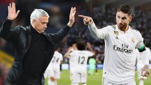 Если Моуринью вернется в«Реал», это будет катастрофой для всех. Особенно для Рамоса