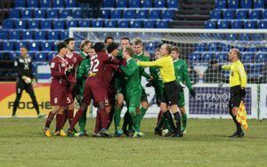 Менеджер бойца ММА Исмаилова обвинил «Рубин» и «Томь» в договорной игре: «Это очень мутный матч»