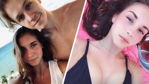 Дочь Тутберидзе выложила пикантное фото в купальнике с отдыха в Мексике