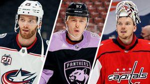 Худшие русские в НХЛ: Самсонов подставлял команду Овечкина, Гусеву не помог даже Барков, а Григоренко уже в ЦСКА