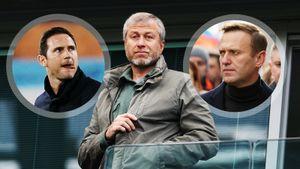 «Лэмпард доставил ему больше проблем, чем Навальный». Что пишут в Англии о санкциях против Абрамовича