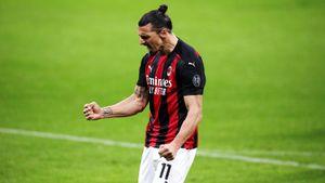 Официально: Ибрагимович продлил контракт с «Миланом»