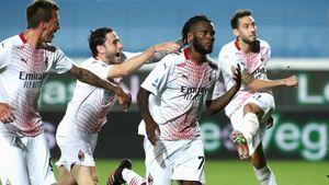 «Милан» с «Ювентусом» выиграли свои матчи и вышли в ЛЧ, «Наполи» не смог обыграть «Верону»