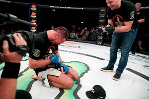 Ловато пришел в ММА пять лет назад. Сегодня он забрал пояс Bellator у одного из лучших бойцов мира