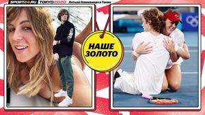 Павлюченкова и Рублев не оставили Россию без золота в теннисе: спорт и жизнь чемпионов Олимпийских игр: фото