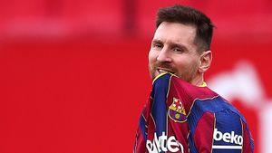 Источник: Месси озвучил желаемую зарплату в «Манчестер Сити»