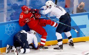 Кому Россия может проиграть золото? Главный вопрос хоккейного плей-офф Олимпиады