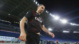 Златан вернулся и за тайм прикончил чемпионскую гонку в Италии. Но все равно не останется в «Милане»