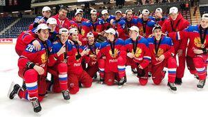 Россия без шансов вынесла Америку в финале неофициального ЧМ. Наши юниоры — снова лучшие на планете