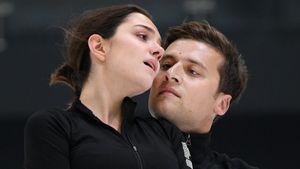 «Увидел наши фото с Медведевой и подумал: «Ничего себе! Как классно!» Победитель «Ледникового» Энберт о новой паре