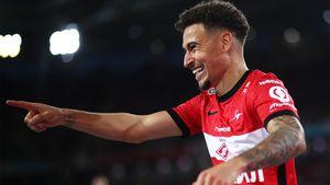 Ларссон признан лучшим игроком «Спартака» в сезоне-2020/21