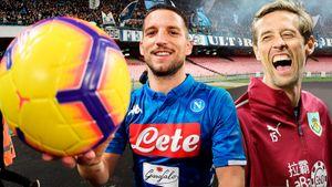 «Я не Крауч, но на меня все равно навешивают». Дрис Мертенс — самый харизматичный футболист Италии