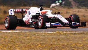 Боттас выиграл квалификацию Гран-при Португалии, Мазепин стал 20-м
