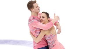 Бойкова/Козловский выиграли короткую программу смировым рекордом. ЧЕ-2020. Как это было