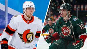 5 русских талантов, которые могут стать героями нового сезона КХЛ. Воронков и другие молодые надежды