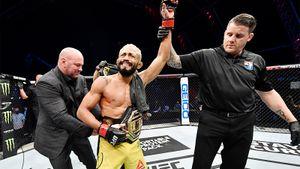 Новый чемпион UFC Фигередо: пас буйволов, таксовал, стриг людей, а в бою за пояс довел соперника до потери сознания