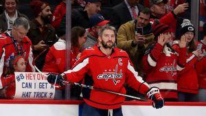 Овечкин обогнал легенду мирового хоккея. УАлександра Великого— 255 голов вбольшинстве вНХЛ