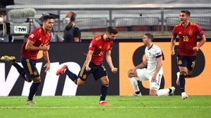 Испания в зарубе с Германией спаслась на 96-й минуте. Хотя круче были немцы