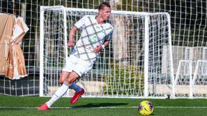 Тарасов подписал контракт с «Рубином», а через три дня сломал ногу. В этом сезоне он не сыграет