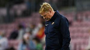 Кумана отправят в отставку, если «Барселона» сегодня не обыграет «Кадис»
