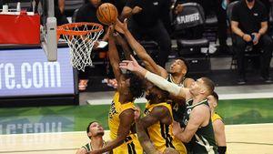 «Милуоки» обыграл «Майами» в первом матче серии плей-офф НБА