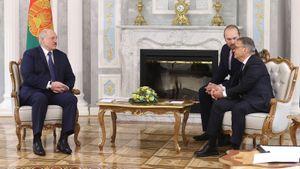 «У нас протестующие капитолии не штурмуют». Лукашенко обещает провести лучший ЧМ по хоккею в истории