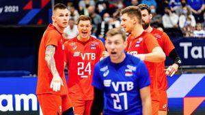 Россия нервирует болельщиков на старте Евро: сначала проиграли слабой Турции, сейчас играли 5 сетов с голландцами