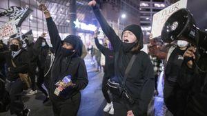 Капризову запретили играть из-за убийства афроамериканца. В Миннеаполисе — массовые беспорядки