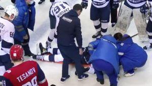 «К сожалению, хоккей — экстремальный вид спорта». Роман Ротенберг — о трагедии с 19-летним Файзутдиновым
