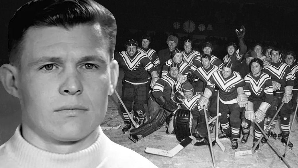 Трагическая история советского хоккеиста. Уколов выигрывал Олимпиаду, но умер в нищете и одиночестве