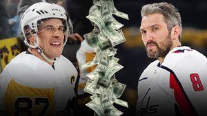 Овечкин сколотил огромное состояние за годы в Америке. Больше русской звезды в НХЛ заработали только Кросби и Ягр