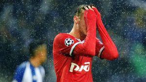 «Локомотив» снова проиграл «Порту» и вылетел из Лиги чемпионов