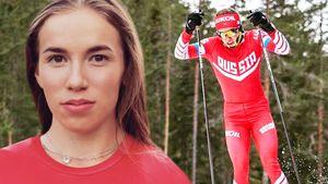Девушка из села Усть-Буб стала чемпионкой России в лыжном марафоне. На родине Истоминой закрыли даже школу