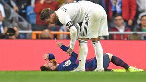 Названа символическая сборная сезона Ла Лиги. В ней 4 игрока «Реала» и всего 1 — «Барселоны»