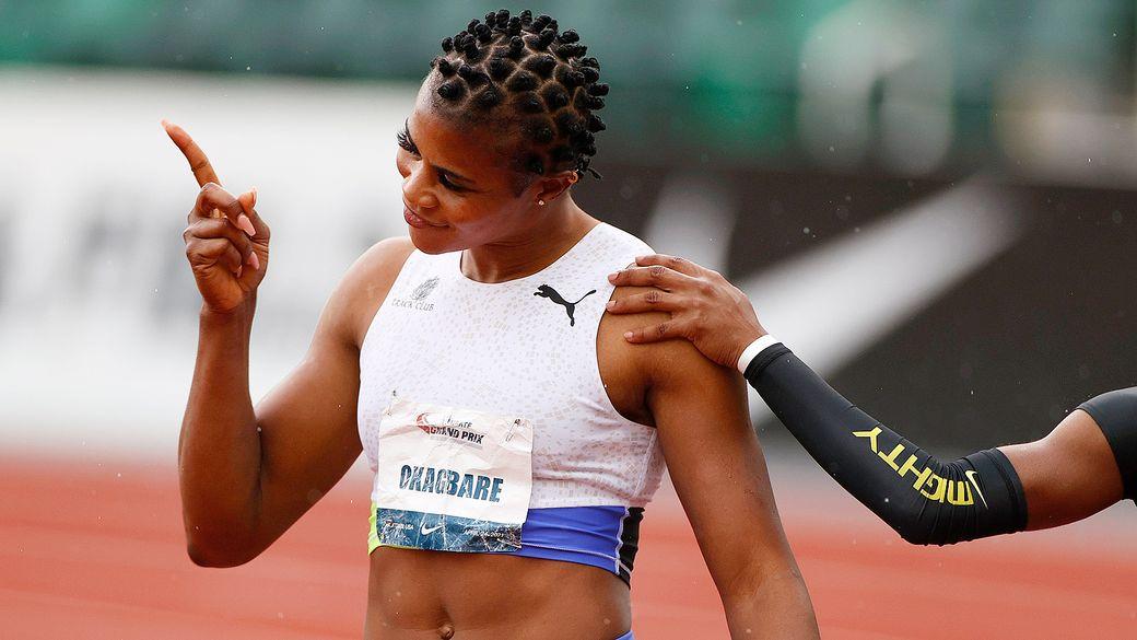 На Олимпиаде в Токио второй допинговый случай. Теперь на запрещенке поймали нигерийскую легкоатлетку Окагбаре