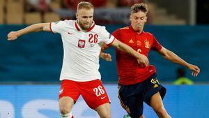 Испания сыграла вничью с Польшей, Морено не забил пенальти